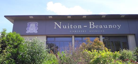 Nuiton-Beaunoy - Caves des Hautes Côtes de Beaune in Beaune
