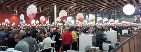 Salon des Vins des Vignerons Indépendants – Lille (Wijn uit Bourgogne)