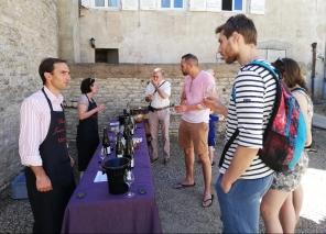 Porte ouverte bij Domaine Jeanin-Naltet in Mercurey (Wijn uit Bourgogne)