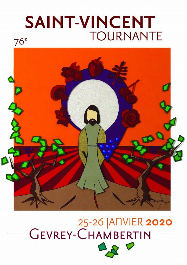 Saint-Vincent tournante 2020 in Gevrey-Chambertin (Wijn uit Bourgogne)