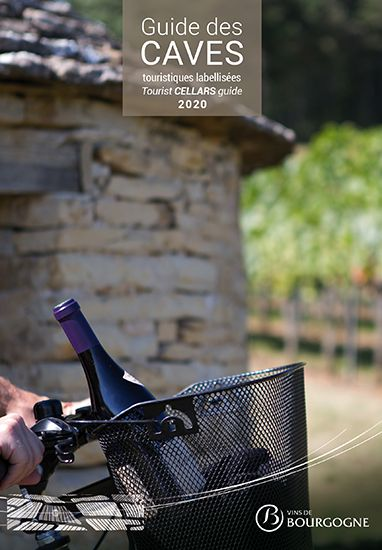 Guide des Caves 2020 (Wijn uit Bourgogne)