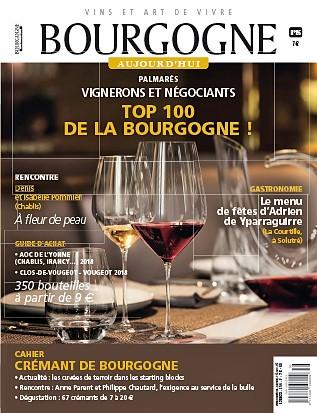 Bourgogne Aujourd'hui nr. 156