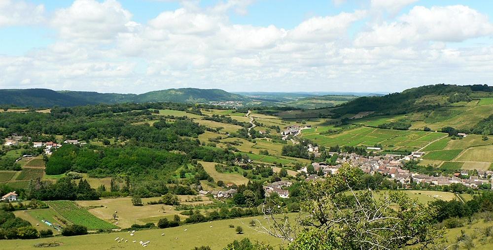 De Mont Avril in de Côte Chalonnaise (Wijn uit Bourgogne)