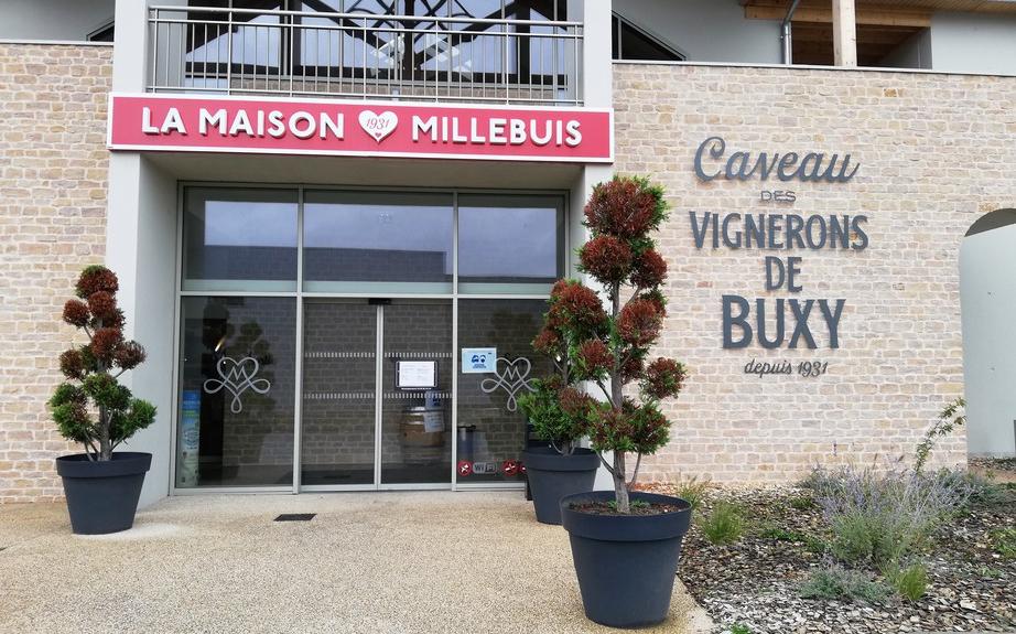 La Maison Millebuis in Buxy (Wijn uit Bourgogne)