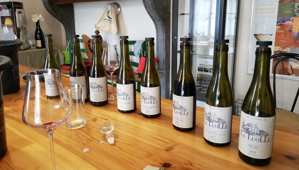 Domaine de La Luolle (Wijn uit Bourgogne)
