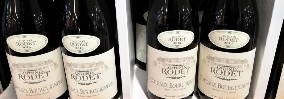 Coteaux Bourguignons (Wijn uit Bourgogne)