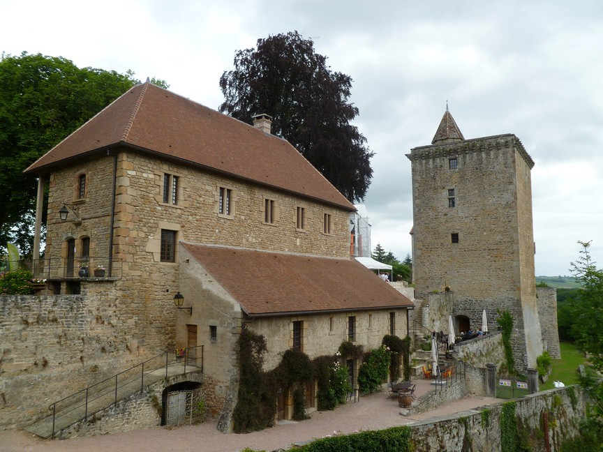 Château de Couches (Wijn uit Bourgogne)