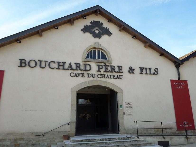 Bouchard Père et Fils in Beaune (Wijn uit Bourgogne)
