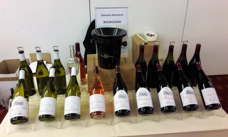Domaine Monneret Père et Fils (Wijn uit Bourgogne)