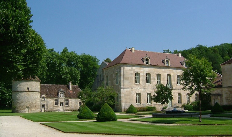 De Abdij van Fontenay (Wijn uit Bourgogne)