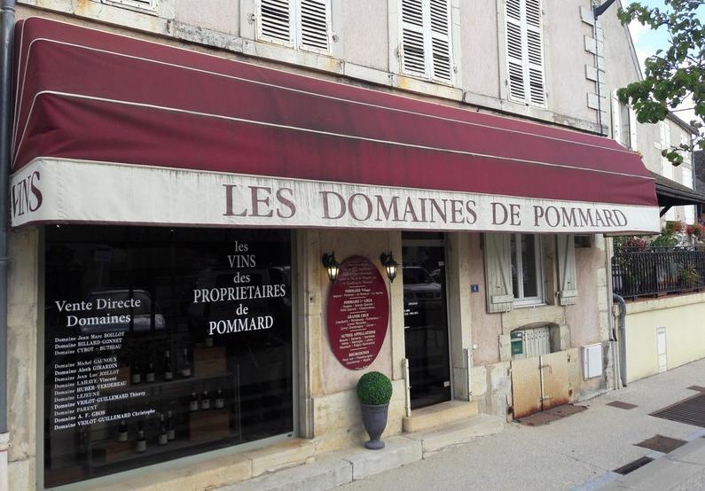 Les Domaines de Pommard (Wijn uit Bourgogne)