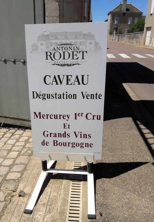 Maison Antonin Rodet in Mercurey (Wijn uit Bourgogne)