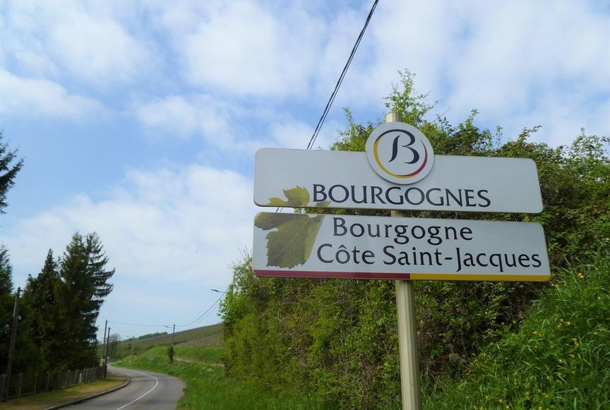 Bourgogne Côte Saint-Jacques (Wijn uit Bourgogne)
