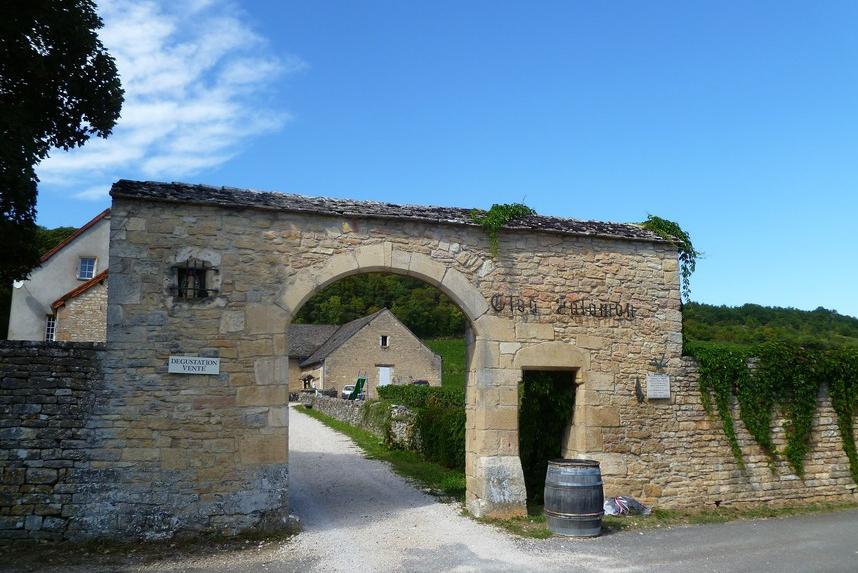 Clos Salomon in Cortiambles (Wijn uit Bourgogne)