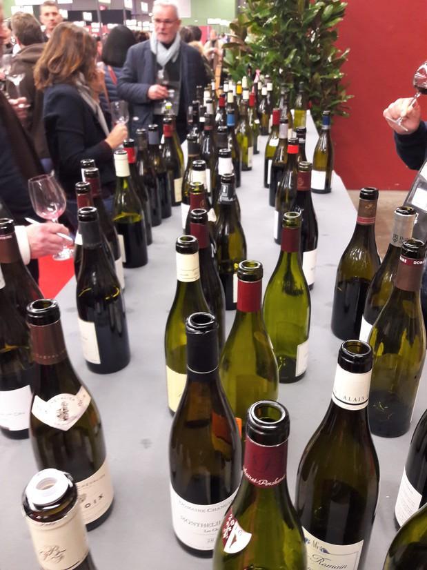 Grands Jours de Bourgogne 2018 (Wijn uit Bourgogne)