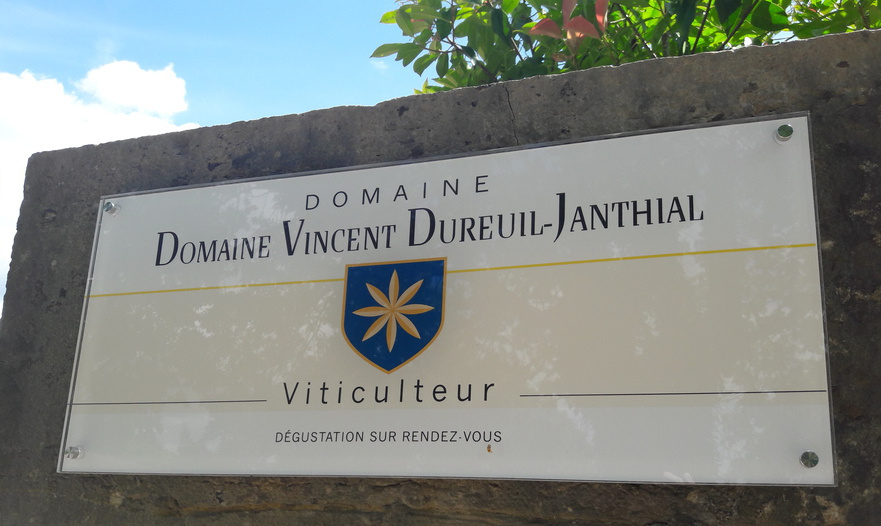 Domaine Dureuil-Janthial in Rully (Wijn uit Bourgogne)