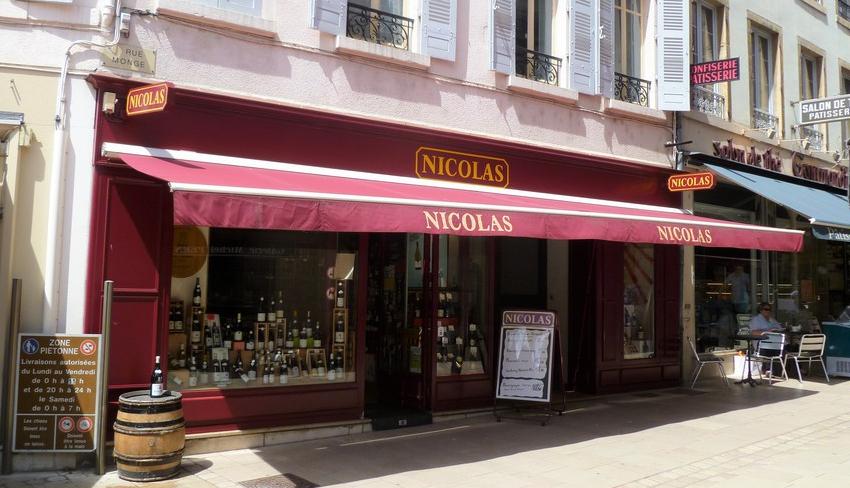 Nicolas in Beaune (Wijn uit Bourgogne)
