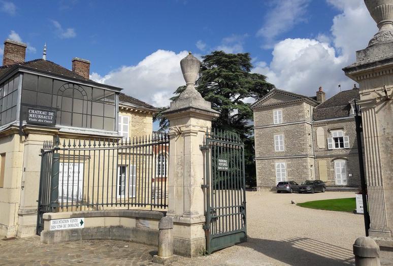Château de Meursault (Wijn uit Bourgogne)