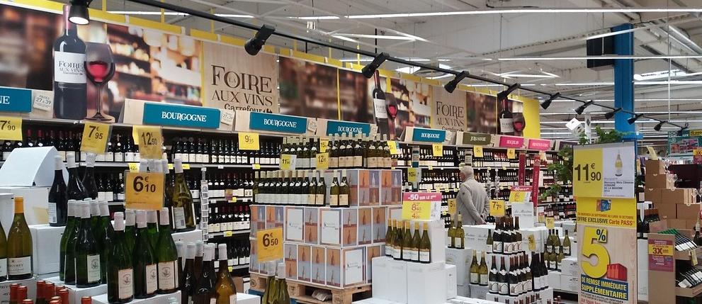 Foire aux Vins (Wijn uit Nourgogne)