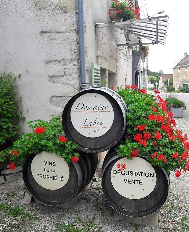 Domaine Labry in Auxey-Duresses (Wijn uit Bourgogne)