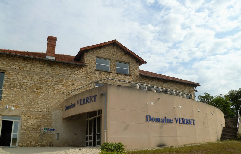 Domaine Verret in Saint-Bris-le-Vineux (Wijn uit Bourgogne)
