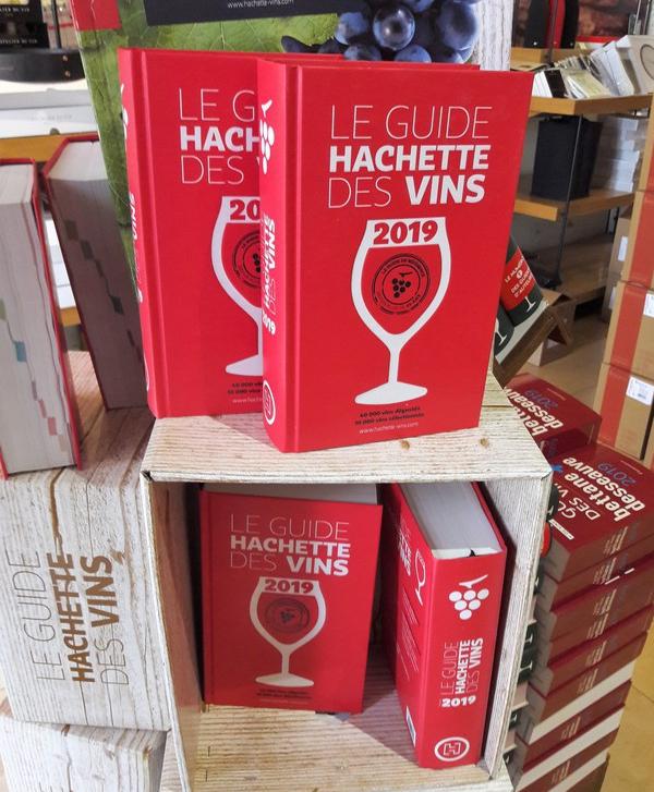 Le Guide Hachette des Vins (Wijn uit Bourgogne)