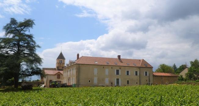 Domaine Lagarde in Rosey (Wijn uit Bourgogne)