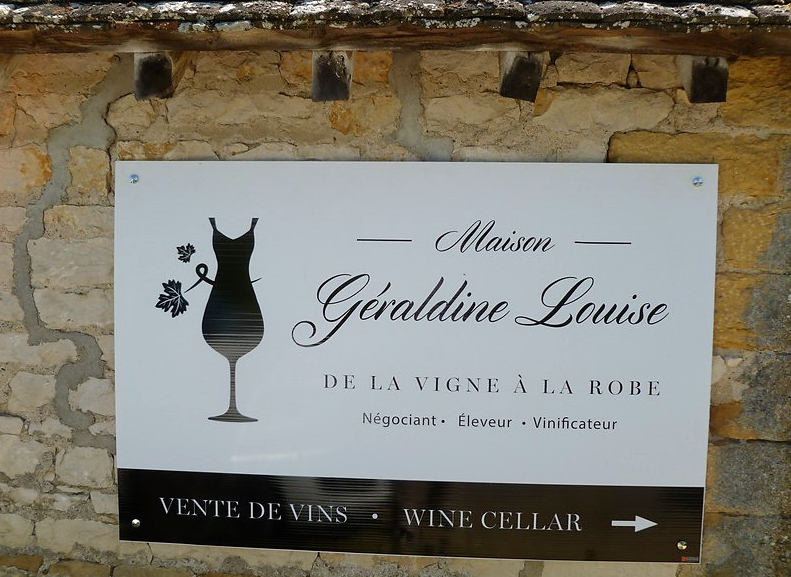 Maison Géraldine Louise (Wijn uit Bourgogne)