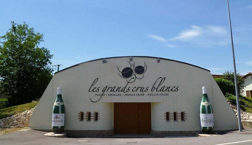 Cave Les Grands Crus Blancs (Wijn uit Bourgogne)