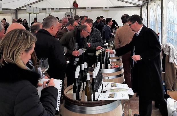 Grands Jours de Bourgogne I (Wijn uit Bourgogne)