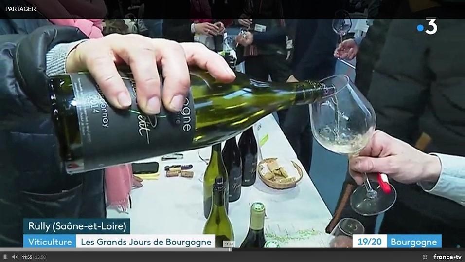 Grands Jours de Bourgogne IV (Wijn uit Bourgogne)