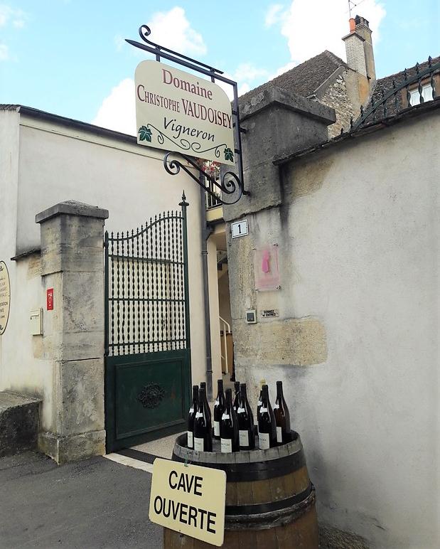 Domaine Christophe Vaudoisey in Volnay (Wijn uit Bourgogne)
