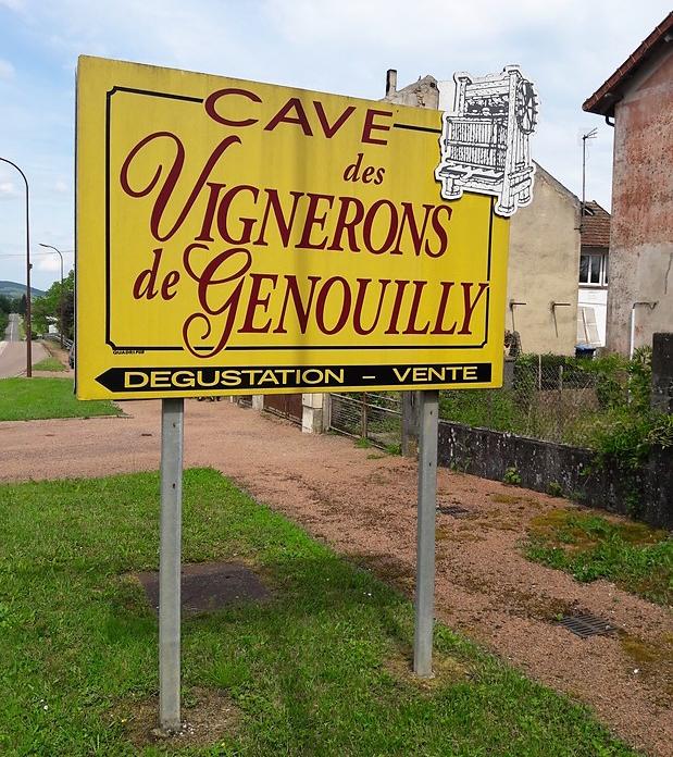 Cave de Genouilly (Wijn uit Bourgogne)