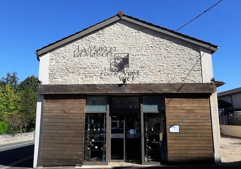 La Maison... Cave de Viré (Wijn uit Bourgogne)