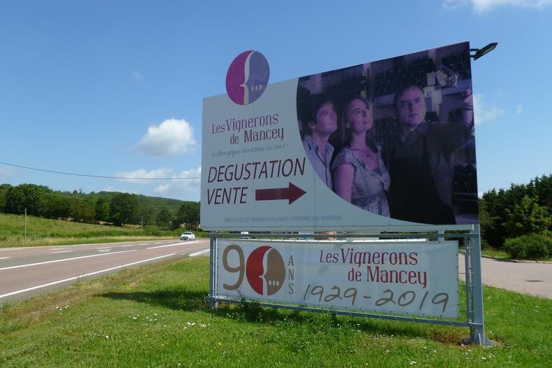 Cave des Vignerons de Mancey (WIjn uit Bourgogne)