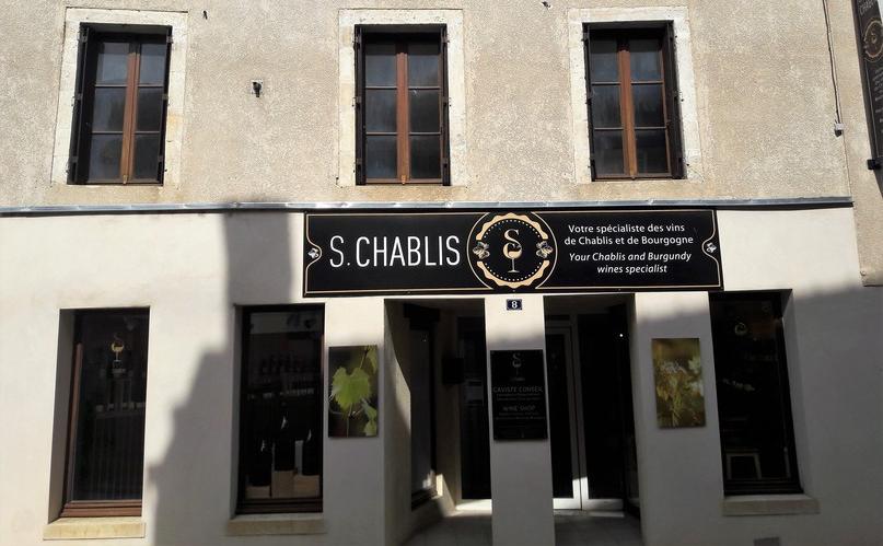 S.Chablis in Chablis (Wijn uit Bourgogne)