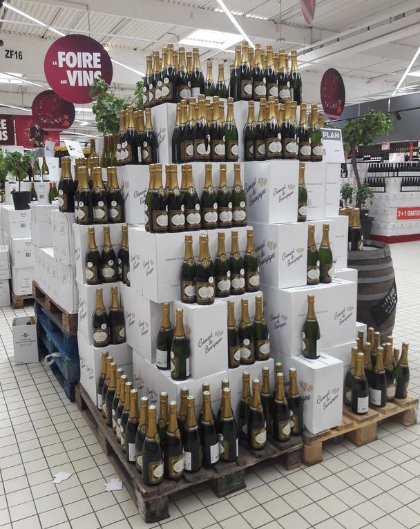 Foires aux Vins (Wijn uit Bourgogne)