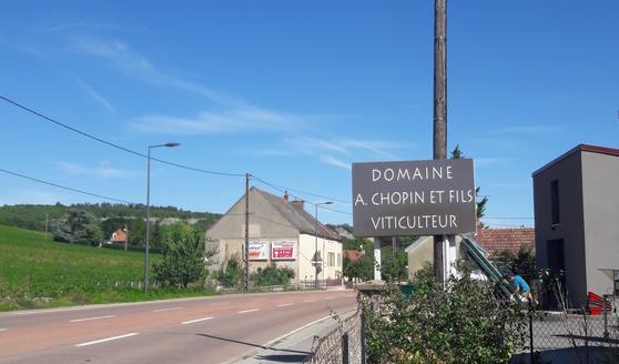 Domaine Arnaud Chopin (Wijn uit Bourgogne)