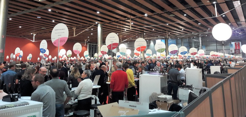 Salon des Vins des Vignerons Indépendants (Wijn uit Bourgogne)