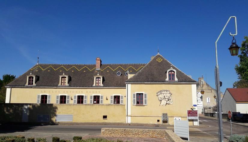 Clos Rodet in Mercurey (Wijn uit Bourgogne)
