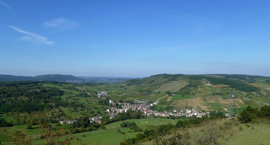 De Mont Avril in de Côte Chalonnaise (Wijn in Bourgogne)