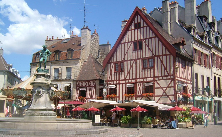 Dijon (Wijn uit Bourgogne)