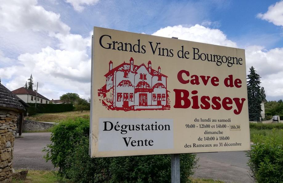 Cave de Bissey (Wijn uit Bourgogne)