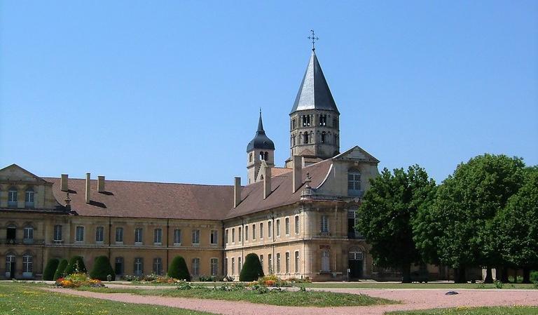 Abdij van Cluny (Wijn uit Bourgogne)